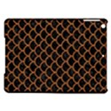 SCALES1 BLACK MARBLE & RUSTED METAL (R) iPad Air Hardshell Cases View1