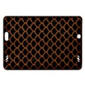 SCALES1 BLACK MARBLE & RUSTED METAL (R) Amazon Kindle Fire HD (2013) Hardshell Case View1