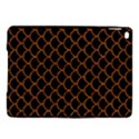 SCALES1 BLACK MARBLE & RUSTED METAL (R) iPad Air 2 Hardshell Cases View1