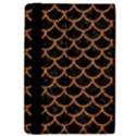 SCALES1 BLACK MARBLE & RUSTED METAL (R) iPad Air 2 Flip View4