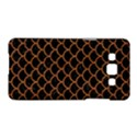 SCALES1 BLACK MARBLE & RUSTED METAL (R) Samsung Galaxy A5 Hardshell Case  View1