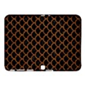 SCALES1 BLACK MARBLE & RUSTED METAL (R) Samsung Galaxy Tab 4 (10.1 ) Hardshell Case  View1