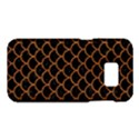 SCALES1 BLACK MARBLE & RUSTED METAL (R) Samsung Galaxy S7 Hardshell Case  View1