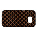 SCALES1 BLACK MARBLE & RUSTED METAL (R) Samsung Galaxy S7 Edge Hardshell Case View1
