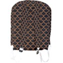 SCALES1 BLACK MARBLE & RUSTED METAL (R) Full Print Backpack View2