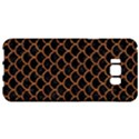 SCALES1 BLACK MARBLE & RUSTED METAL (R) Samsung Galaxy S8 Plus Hardshell Case  View1