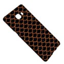 SCALES1 BLACK MARBLE & RUSTED METAL (R) Samsung C9 Pro Hardshell Case  View5