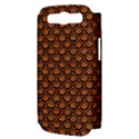 SCALES2 BLACK MARBLE & RUSTED METAL Samsung Galaxy S III Hardshell Case (PC+Silicone) View3