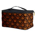 SCALES2 BLACK MARBLE & RUSTED METAL Cosmetic Storage Case View3
