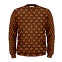 SCALES2 BLACK MARBLE & RUSTED METAL Men s Sweatshirt View1