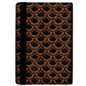 SCALES2 BLACK MARBLE & RUSTED METAL (R) iPad Mini 2 Flip Cases View4