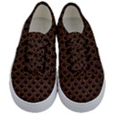 SCALES2 BLACK MARBLE & RUSTED METAL (R) Kids  Classic Low Top Sneakers View1