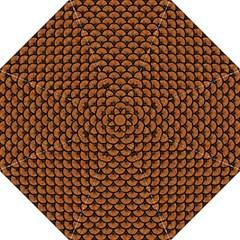 Scales3 Black Marble & Rusted Metal Hook Handle Umbrellas (medium)
