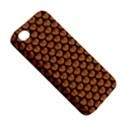 SCALES3 BLACK MARBLE & RUSTED METAL Apple iPhone 4/4S Premium Hardshell Case View5