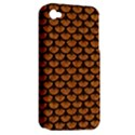SCALES3 BLACK MARBLE & RUSTED METAL Apple iPhone 4/4S Hardshell Case (PC+Silicone) View2