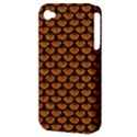 SCALES3 BLACK MARBLE & RUSTED METAL Apple iPhone 4/4S Hardshell Case (PC+Silicone) View3