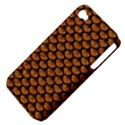 SCALES3 BLACK MARBLE & RUSTED METAL Apple iPhone 4/4S Hardshell Case (PC+Silicone) View4