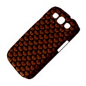 SCALES3 BLACK MARBLE & RUSTED METAL Samsung Galaxy S III Classic Hardshell Case (PC+Silicone) View4