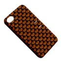 SCALES3 BLACK MARBLE & RUSTED METAL Apple iPhone 4/4S Hardshell Case with Stand View5