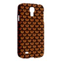 SCALES3 BLACK MARBLE & RUSTED METAL Samsung Galaxy S4 I9500/I9505 Hardshell Case View2