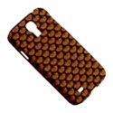 SCALES3 BLACK MARBLE & RUSTED METAL Samsung Galaxy S4 I9500/I9505 Hardshell Case View5