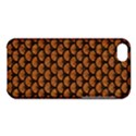SCALES3 BLACK MARBLE & RUSTED METAL Apple iPhone 5C Hardshell Case View1