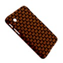 SCALES3 BLACK MARBLE & RUSTED METAL Samsung Galaxy Tab 2 (7 ) P3100 Hardshell Case  View5