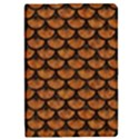 SCALES3 BLACK MARBLE & RUSTED METAL iPad Mini 2 Flip Cases View1