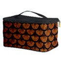 SCALES3 BLACK MARBLE & RUSTED METAL Cosmetic Storage Case View3