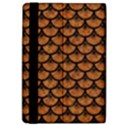SCALES3 BLACK MARBLE & RUSTED METAL Apple iPad Pro 12.9   Flip Case View4