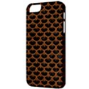 SCALES3 BLACK MARBLE & RUSTED METAL (R) Apple iPhone 5 Classic Hardshell Case View3