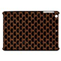 SCALES3 BLACK MARBLE & RUSTED METAL (R) Apple iPad Mini Hardshell Case View1