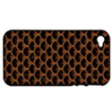 SCALES3 BLACK MARBLE & RUSTED METAL (R) Apple iPhone 4/4S Hardshell Case (PC+Silicone) View1