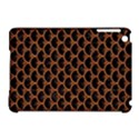 SCALES3 BLACK MARBLE & RUSTED METAL (R) Apple iPad Mini Hardshell Case (Compatible with Smart Cover) View1