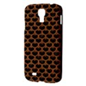 SCALES3 BLACK MARBLE & RUSTED METAL (R) Samsung Galaxy S4 I9500/I9505 Hardshell Case View3