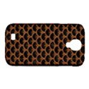 SCALES3 BLACK MARBLE & RUSTED METAL (R) Samsung Galaxy S4 Classic Hardshell Case (PC+Silicone) View1