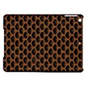 SCALES3 BLACK MARBLE & RUSTED METAL (R) iPad Air Hardshell Cases View1