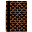 SCALES3 BLACK MARBLE & RUSTED METAL (R) Apple iPad Pro 9.7   Flip Case View4