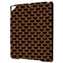 SCALES3 BLACK MARBLE & RUSTED METAL (R) Apple iPad Pro 9.7   Hardshell Case View3