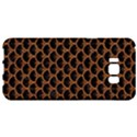 SCALES3 BLACK MARBLE & RUSTED METAL (R) Samsung Galaxy S8 Plus Hardshell Case  View1