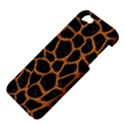 SKIN1 BLACK MARBLE & RUSTED METAL Apple iPhone 5 Hardshell Case View4