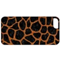 SKIN1 BLACK MARBLE & RUSTED METAL Apple iPhone 5 Classic Hardshell Case View1