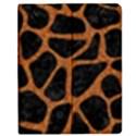 SKIN1 BLACK MARBLE & RUSTED METAL Apple iPad 2 Flip Case View1