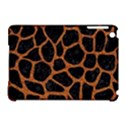 SKIN1 BLACK MARBLE & RUSTED METAL Apple iPad Mini Hardshell Case (Compatible with Smart Cover) View1