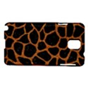 SKIN1 BLACK MARBLE & RUSTED METAL Samsung Galaxy Note 3 N9005 Hardshell Case View1