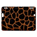 SKIN1 BLACK MARBLE & RUSTED METAL Kindle Fire HDX Hardshell Case View1