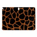 SKIN1 BLACK MARBLE & RUSTED METAL Samsung Galaxy Tab Pro 10.1 Hardshell Case View1