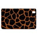 SKIN1 BLACK MARBLE & RUSTED METAL Samsung Galaxy Tab Pro 8.4 Hardshell Case View1