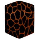 SKIN1 BLACK MARBLE & RUSTED METAL iPad Air 2 Flip View3