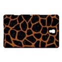 SKIN1 BLACK MARBLE & RUSTED METAL Samsung Galaxy Tab S (8.4 ) Hardshell Case  View1